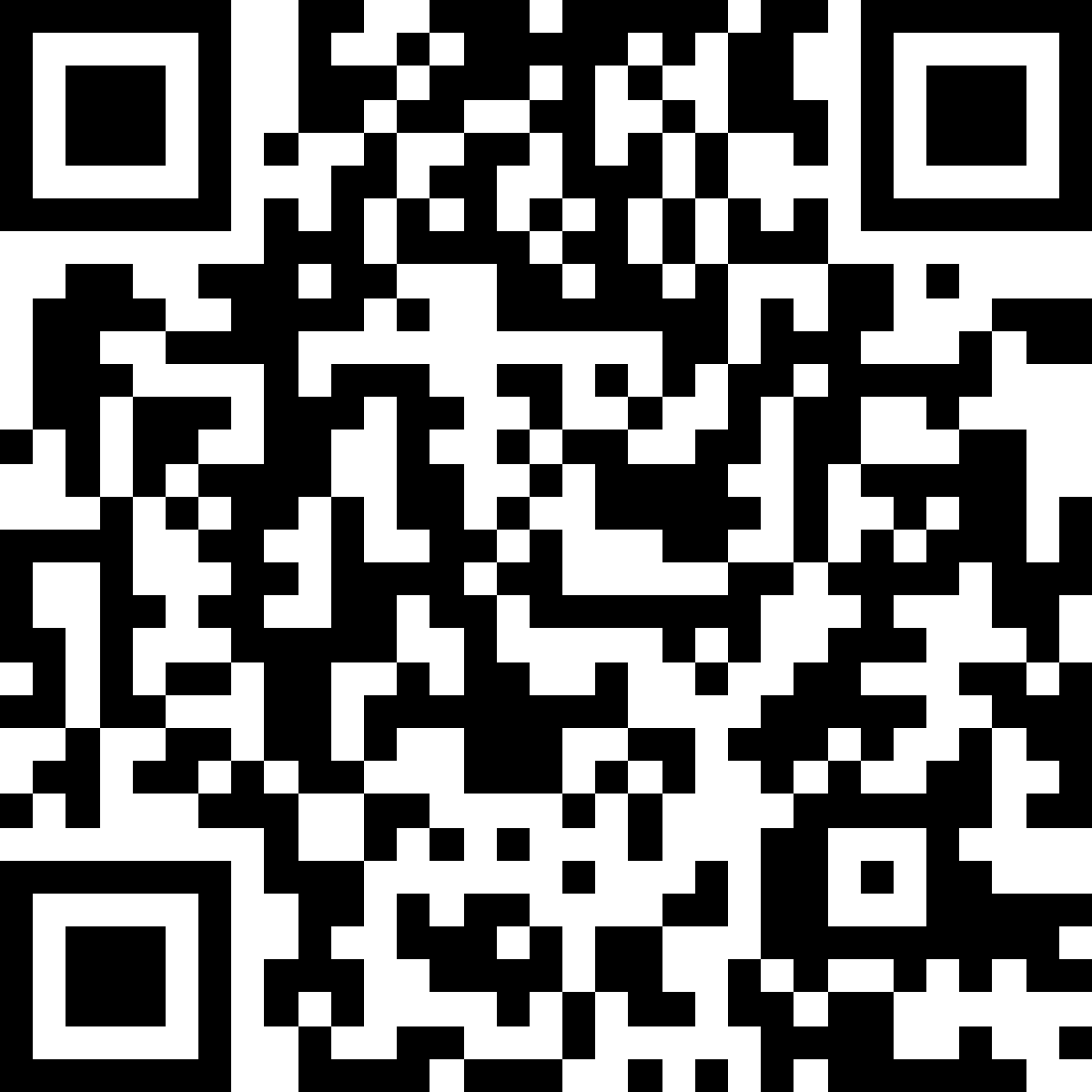 QR code to Submit a Video Review